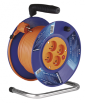 Prodlužovací kabel na bubnu Emos