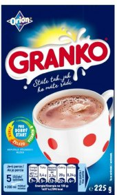 Produkty Granko