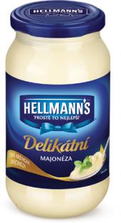 Produkty Hellmann's delikátní