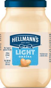 Produkty Hellmann's light