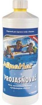 Přípravek do bazénu projasňovač vody Aquamar