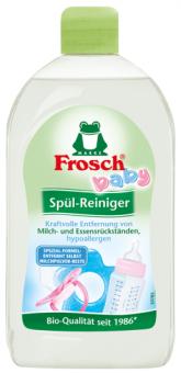 Prostředek mycí na dudlíky a láhve Frosch