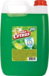 Prostředek na nádobí Gold Cytrus Gold Drop