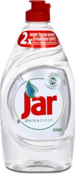 Prostředek na nádobí Pure&Clean Jar