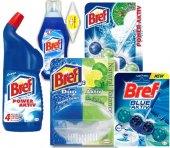Prostředky čisticí Bref