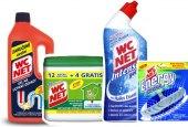 Prostředky čisticí WC Net