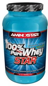 Protein 100% pure whey star Aminostar