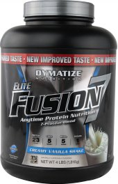Protein Elite Fusion 7 Dymatize Nutrition