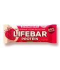 Proteinová tyčinka bio Lifebar Lifefood