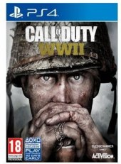 PS4 hra Call od Duty: WWII