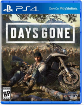 PS4 hra Days Gone