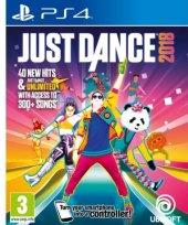 PS4 hra Just Dance 2018