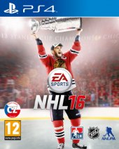 PS4 hra NHL 16