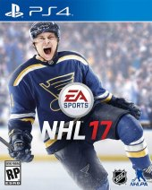 PS4 hra NHL 17