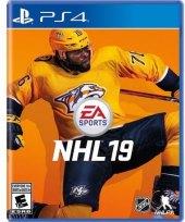 PS4 hra NHL 19