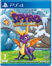 PS4 hra Spyro Trilogy Reignited