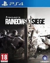 PS4 hra Tom Clancy´s Rainbow Six: Siege