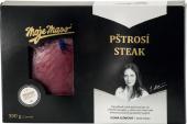 Pštrosí steak mražený Moje Maso