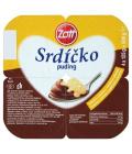 Pudinkový dezert Srdíčko Zott