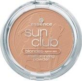 Pudr bronzující Sun Club Essence