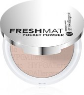 Pudr matující Fresh Mat HYPOAllergenic Bell Cosmetics