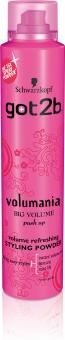 Pudr na vlasy Volumania Got2b Schwarzkopf