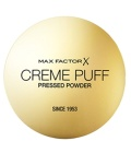 Pudr Pressed Powder Max Factor Creme Puff