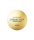 Pudr Pressed Powder Max Factor Creme Puff