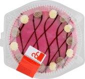 Punčový dort Smetanová cukrárna