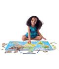 Puzzle a společenská hra 2v1