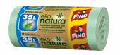 Pytle na odpadky eko natura 35l Fino