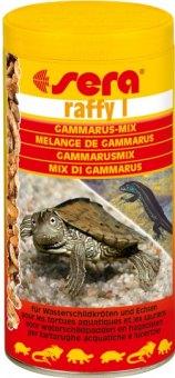 Krmivo pro masožravé plazy a obojživelníky Raffy I Sera