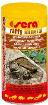 Krmivo pro želvy a ostatní reptilie Raffy Mineral Sera