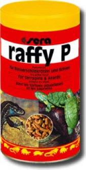 Krmivo pro vodní želvy Raffy P Sera