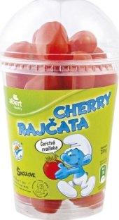 Rajčata cherry Šmoulové Albert Quality