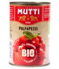 Rajčata krájená bio Mutti