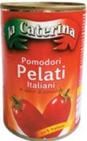 Rajčata loupaná La Caterina