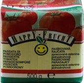 Rajčata pasírovaná Happy Frucht
