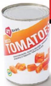 Rajčata sekaná Basic