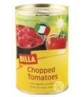 Rajčata sekaná Billa