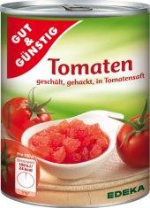 Rajčata sekaná Gut&Günstig Edeka