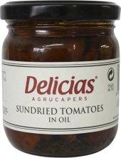 Sušená rajčata v oleji Delicias