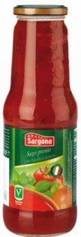Rajčatová omáčka Sargona