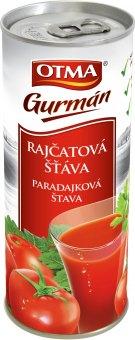 Rajčatová šťáva Otma