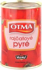 Pyré rajčatové Otma