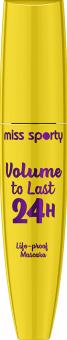 Řasenka Volume To Last 24H Miss Sporty