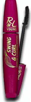 Řasenka Young Swing & Curl Rival de Loop