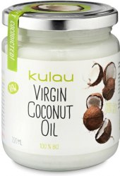 Raw kokosový olej bio Kulau
