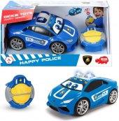 RC policejní auto Dickie Toys