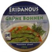 Řecká specialita zelené fazolky Eridanous